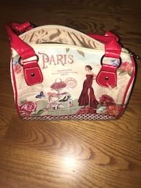NEW Paris themed handbag  Fairfax, 22032