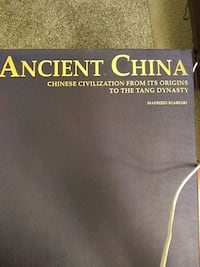 Large Coffee Table Book - Ancient China Weaverville, 28787