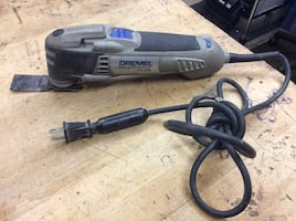 Dremel mm45 corded multi tool corded Tested 853890-1
