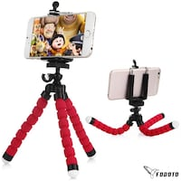 smartphone mini tripod (20 left in stock) Toronto