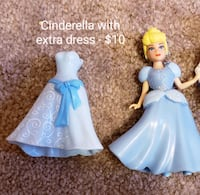 Cinderella with extra dress - $10 Toronto, M9B 6C4