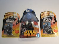 Star  Wars Die Cast Collectible Figures Catharpin