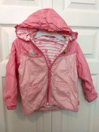 Japan Mikihouse light rain jacket 3750 km