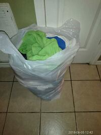 Garbage bag of women's clothing  Belle Chasse, 70037