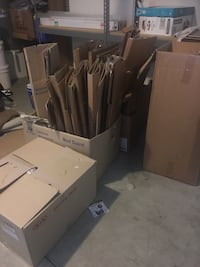 Free moving boxes  Santa Paula, 93060