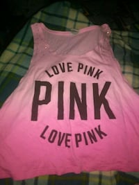 pink and black Pink by Victoria's Secret tank Westerville, 43081