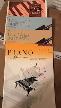 beginner piano books Whitesboro, 76273