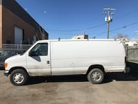 2005 FORD E350 FOR PARTS Calgary, T2G 3N7