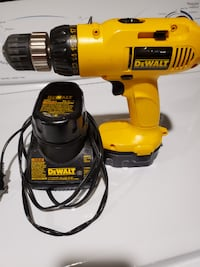 DeWalt Cordless Drill With Charger
