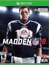Madden NFL 17 PS4 game case Winchester, 22602