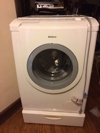 Bosch Nexxt Series Washer and Dryer Youngstown