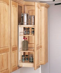 NEW Wood Pull Out Cabinet Organizer Rev-A-Shelf Oakville, L6H 3X9