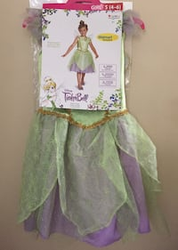 TINKERBELL costume new size 4-6 Edinburg, 78539