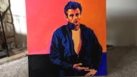 James Dean Original painting canvas Holtville, 92250