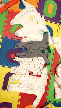 0-3 months baby clothes Calgary, T3N 0R6