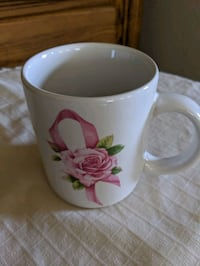 vintage Avon breast cancer awareness mug Pearland