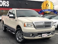 Lincoln Mark LT 2008 Manassas