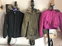 Girls winter jacket 12-13 yrs old Calgary, T2Y