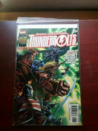 Thunderbolts # 1 Concord, 94518