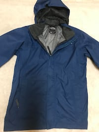 The North Face Boys rain coat