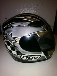 AGV Demon Motorcycle Helmet Size Medium 2059 mi