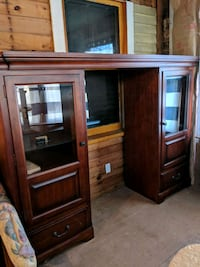 Entertainment Cabinet and Coffee Table Thomaston, 06787