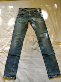 7 for all mankind jeans size 28 Toronto