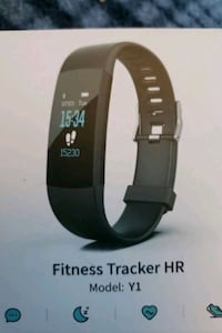 Fitness Tracker and Heart Rate Monitor, new Forest Lake