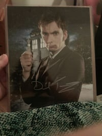 Doctor who signed picture Covington, 30016