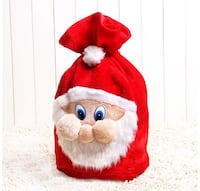 Santa Clause Christmas sack bag Edmonton, T6W 2X7