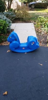 Step 2 Horse rocker for toddler Broadlands, 20148