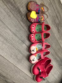 toddler's assorted pairs of shoes Arcadia, 91006