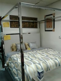 ALL STAINLESS STEEL KING BED  Irmo, 29063