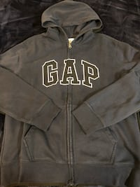 Gray and black GAP hoodie Tacoma, 98444
