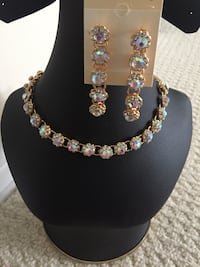 New necklace set  Brampton, L6R