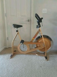 exercise bike 38 km