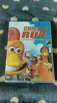 Ensemble DVD Chicken Run Roanne, 42300