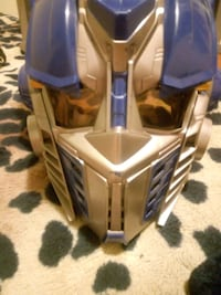 optimus prime helmet with voice changer. Vancouver, V5N 1Y9