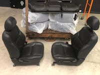Toyota 4Runner - 2003-2009 leather seats OEM Indianapolis, 46240