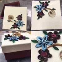 three assorted color flower decors Edmonton, T5H 2Y4
