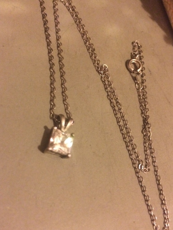 Dainty Necklace 1