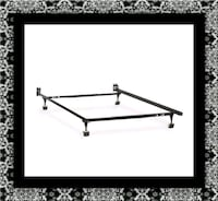 Metal frame rails full twin Queen $40 King $70 47 km