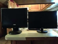 ViewSonic and Acer monitors 726 mi