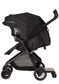 Baby stroller with car seat & base New York, 11434