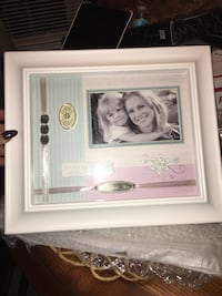 Things remembered brand new shadow box frame Mom gift