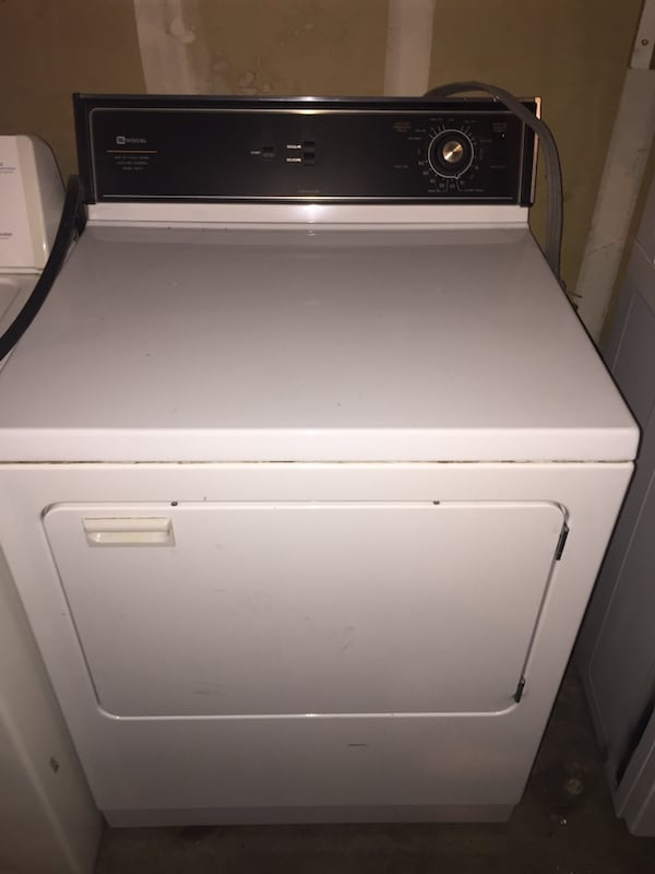 Free Delivery White-and-black front-load clothes dryer electric 44a0ae18-c1fb-472c-8df8-d23994004713