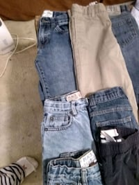 Boys size 5 pants lot Chelsea, 35043