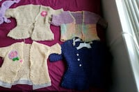 Crocheted baby sweaters  Newark, 19713