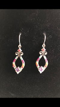 #14 Colorful earrings  Vancouver, 98661