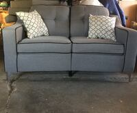 BRAND NEW GREY LINEN SECTIONAL  Calgary, T3Z